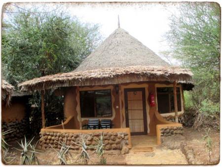 Amboseil Cabin