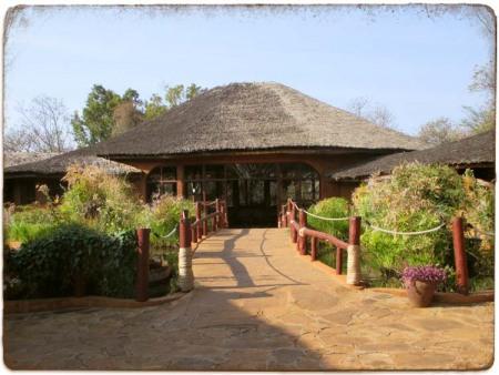 Amboseil Reception